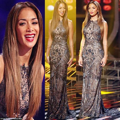 Nicole Scherzinger X Factor looks! Slide 2, ifairer.com