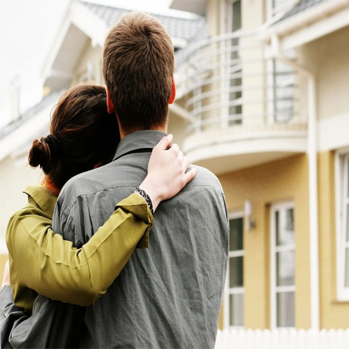 Buying a house together 'shows commitment'!  , relationships, family