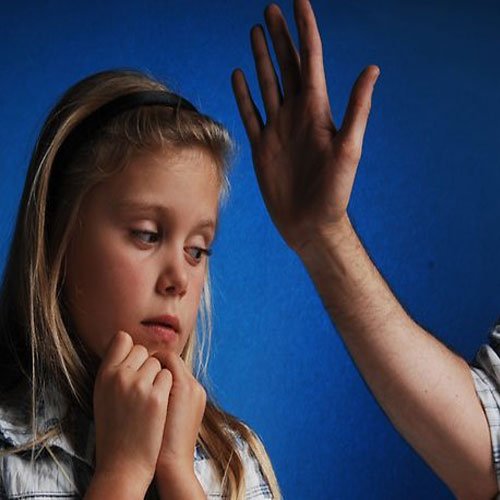 Smacking children makes them behave aggressive!  , smacking children,  threatening children,  what makes children behave aggressive,  how to deal with children's aggressive behavior,  relationship,  family,  research