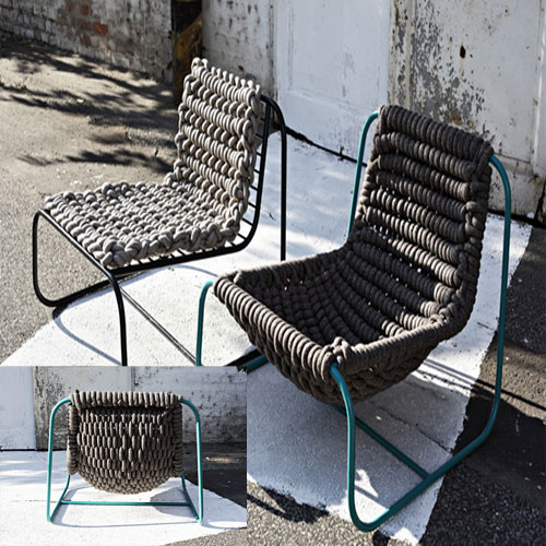 ROPE Furniture Best way to experience NATURE at home