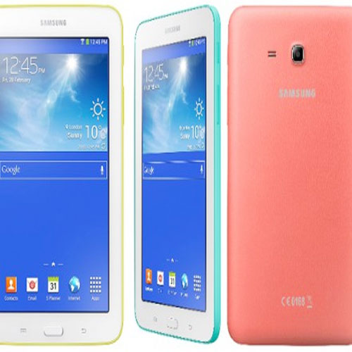 Samsung Galaxy Tab 3 Lite Now In New Colours Slide 2 Ifairercom