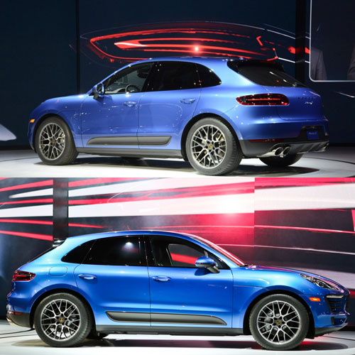 UK's first new 4-cylinder Porsche Macan , uks first new 4-cylinder porsche macan,  porsche macan,  volkswagen group,  2014 beijing auto show,  skoda,  latest news of automobiles