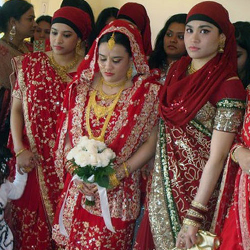 e489ac8ce8 9 Ethnic Indian Wedding Dresses, indian wedding dresses, beautiful dresses,  dresses to wear. Muslim Wedding Dress