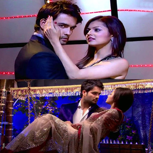 Madhubala Ek Ishq Ek Junoon: Madhu leaves Raj Kumar , madhubala ek ishq ek junoon madhu leave raj kumar,  colors tv serial news,  madhubala ek ishq ek junoon madhu,  tv buzz,  tv gossip,  serial news,  drashti dhami,  vivian dsena. madhubala news,  rk from colors tv