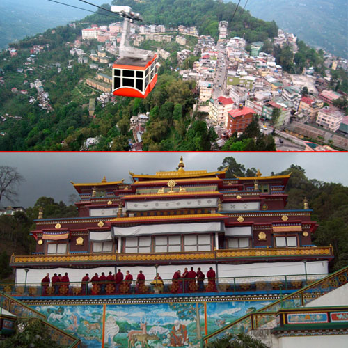 dating places in gangtok Places of interest  aurangabad has traces of settlements dating to the stone age  gangtok is the capital city of the himalayan state of sikkim,.