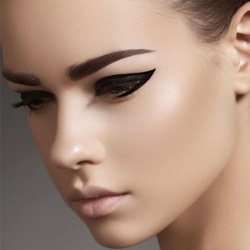makeup tips to make your face look slimmer slide 7. Black Bedroom Furniture Sets. Home Design Ideas