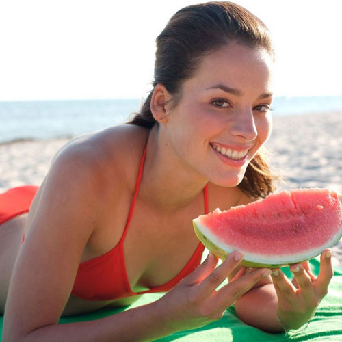 Powerful foods to prevent sunburn