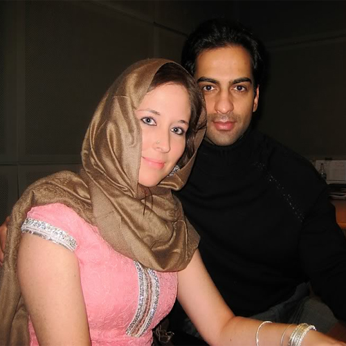 Indian Man Marrying A White Woman