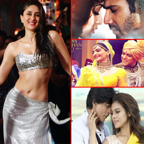 10 Top most Bollywood songs of 2015, 10 top most bollywood songs of 2015,  best bollywood songs of 2015,   most popular bollywood songs of 2015,  bollywood news,  bollywood gossip,  latset bollywood updates,  ifairer