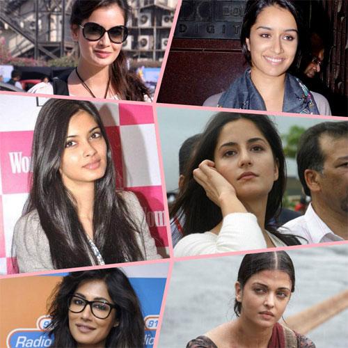 11 Stunning B'wood divas without makeup , 11 bollywood actress who look beautiful without makeup,  bollywood actress who look beautiful without makeup,  bollywood news,  bollywood gossip,  latest bollywood updates,  ifairer