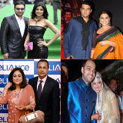 11 Bollywood divas who got hitched with rich businessmen