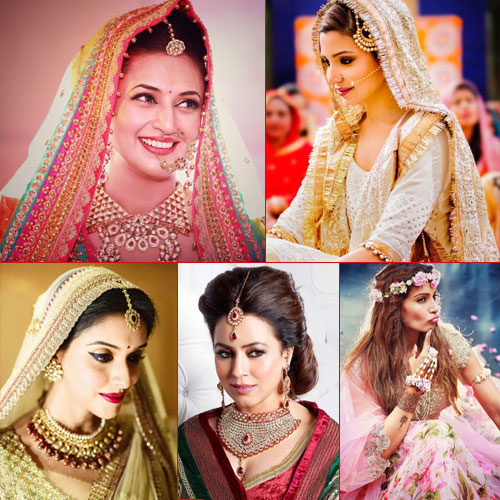 13 Different Styles: Ways to rocking your maang tikkas