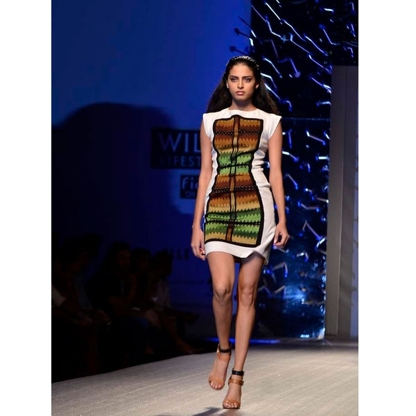WIFW AW `13: Trends Flaunts on ramp, designer masaba gupta collection