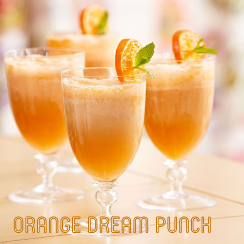 Great Party Punch Recipes Orange Dream Punch Slide 4