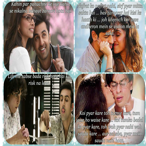 14 Inspiring dialogues of B'wood movies, 14  inspirational dialouges in bwood movies,  inspirational dialouges in bollywood movies,  bollywood news,  bollywood gossip,  latest bollywood updates,  ifairer