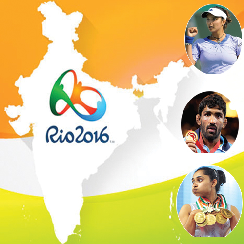 Rio Olympics 2016: 6 realistic gold medal prospects from India, rio olympics 2016,  top gold medal prospects from india,  6 rio olympics gold medal prospects from india,  india`s realistic medal chances at rio olympics 2016,  india in rio olympics 2016,  general,  ifairer