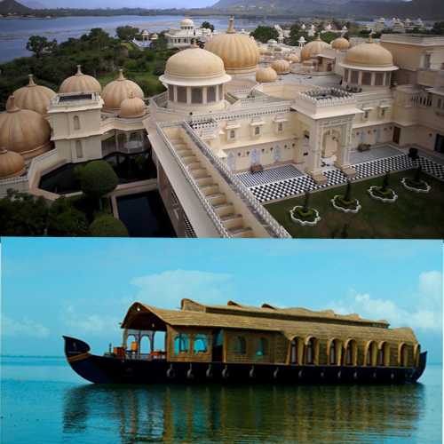 6 Luxurious Indian resorts for lavish holiday experience	, stay in 6 luxurious indian resorts for lavish experience,  enjoy in these luxurious resorts,  lavish indian resorts,  best resorts for vacation in india,  stay in these holidays for happening holidays,   ifairer