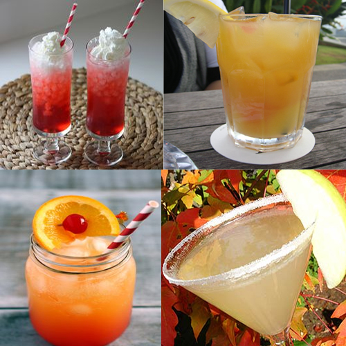 easy mocktail recipes make at home slide 1