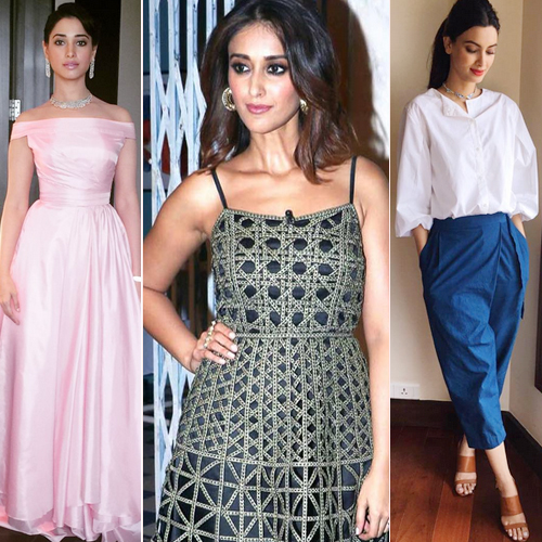 Bollywood A-listers giving serious fashion goals