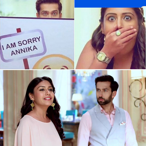 Shivaay FINALLY apologizes to Anika, buries hatchet, shivaay finally apologizes to anika,  buries hatchet,  shivaay goes on his knees to seek apology from anika,  ishqbaaz spoilers,  ishqbaaz shocking twist,  shivaay-anika romance,  tv gossips,  tellybuzz,  tellyupdates,  indian tv serial news,  tv serial latest updates,  ifairer