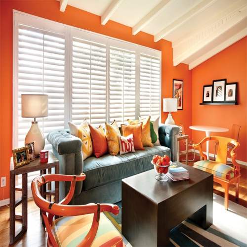 7 Home Decor Tips to Play with Orange, home decor,  7 tips to play with orange,  how to decorate a room like autumn,  decorate with the colors of the sunset,  room decorating tips,  room decorating tips with orange,  ifairer