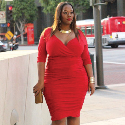Fashion Tips to Avoid Looking Chubby Slide 2, ifairer.com