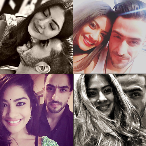 Yeh Hai Mohabbatein actors Romi and Aliya dating!