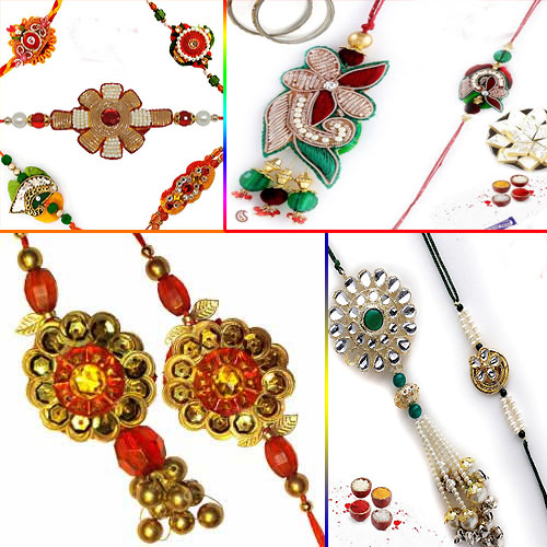 6 Kinds of Rakhi to buy this season , 6 kinds of rakhi to buy this season,  types of rakhi,  different rakhi types,  raksha bandhan,  latest design of rakhi,  fashion trends 2016,  latest fashion tips,  variety of rakhis in various shapes and designs,  ifairer