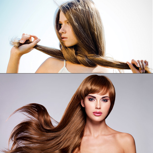 10 Home remedies for getting smooth, long and shiny hair