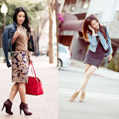 What Shoes to Wear With denim Skirts, what shoes to wear with denim skirts,  amazing shoes with denim skirts,  how to style a denim skirt,  6 type of shoes to wear with denim skirts,  what shoes to wear with denim skirts,  modern ways to style a denim skirt,  shoes you can combine with a denim skirt,  fashion accessories,  ifairer