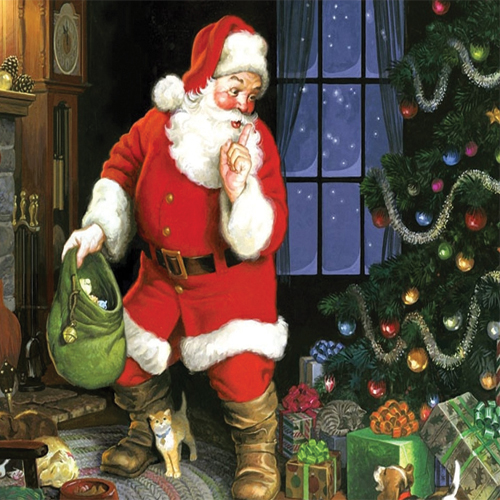 Santa Claus and 7 Influential People Who Never Lived, santa claus and 7 influential people who never lived,  influential people who existed but never lived,  most memorable people who never lived,  people who never lived,  christmas tree,  christmas special,  christmas,  #christmas,  christmas 2018,  ifairer