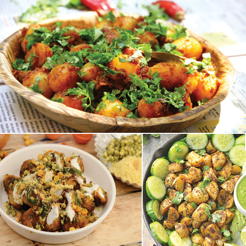 5 Mouth Watering Tea Time Potato Recipes , 5 mouth watering tea time potato recipes,  tea time potato recipes,  tasty potato recipes,  bangbang batata,  spicy potato,  fried aloo chaat,  honey chilli potatoes,  batata vada,  recipe,  ifairer