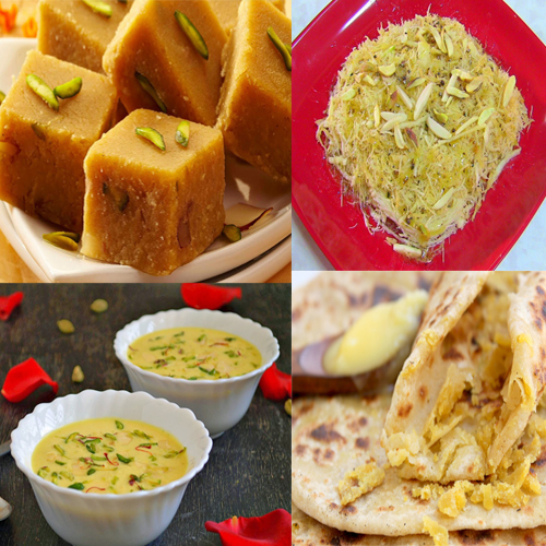 Cook delicious traditional Gujarati desserts in your kitchen