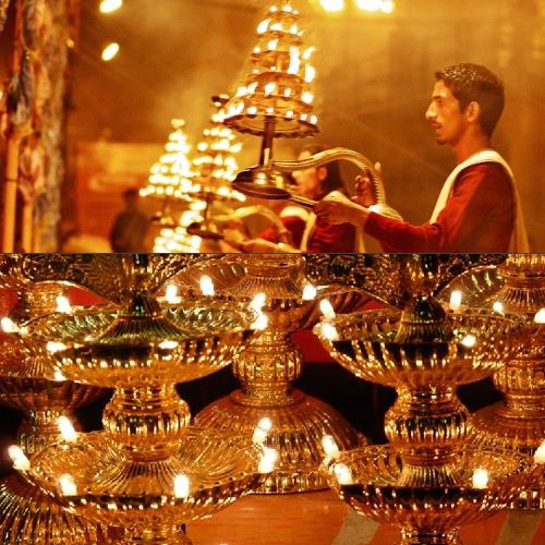 Know why do we offer Aarati in temples, know why do we offer aarati in temples,  importance of aarti in temples,  what is the significance of the aarti performed in temples,  why do we perform aarti,  general articles,  ifairer