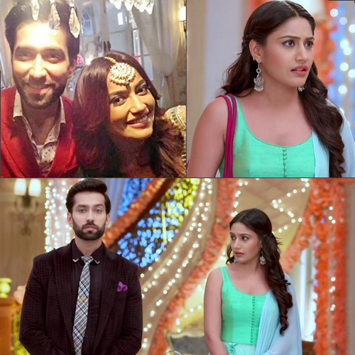 Mallika's evil intention, Creates rift between Shivaay-Anika