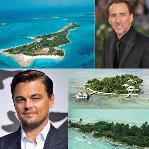 6 Filthy Rich Celebs who own Private Islands, 6 filthy rich celebs who own private islands,  celebs who own their own luxurious private islands,  celine dion,  david copperfield,  pamela anderson,  johnny depp,  shakira,  leonardo dicaprio,  ifairer