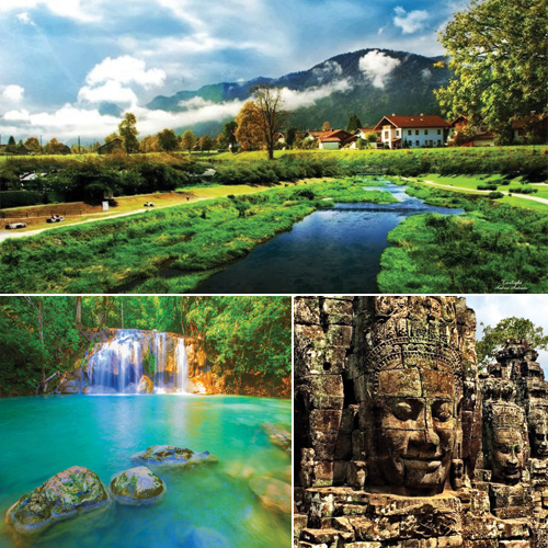 7 Cheapest World Destinations for Indians , cheapest world destinations for indians,  cheapest world destinations,  hungary,  costa rica,  mongolia,  cambodia,  indonesia,  belarus,  vietnam,  travel,  destination,  ifairer