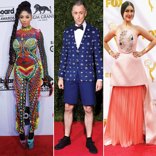 6 Ugliest Celebrity Fashion Disasters from Hollywood, 6 ugliest celebrity fashion disasters from hollywood,  fashion disasters from hollywood,  ugliest costume by hollywood,  joanna newsom,  kiesza,  joy villa,  dencia,  alan cumming,  heidi klum,  ifairer