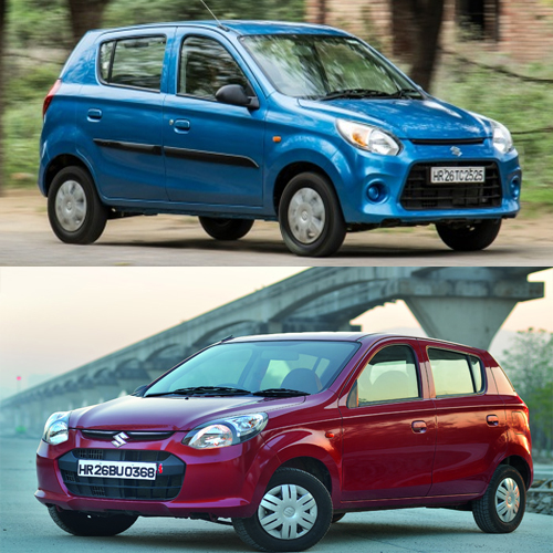 Know more about the most popular cars of maruti suzuki for Maruti 800 decoration