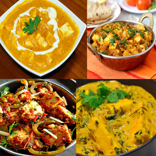 Paneer dishes : Easily make at home, make the delicious paneer dishes easily,  paneer dishes,  paneer recipes,  how to make variety of paneer dishes easily,  learn to make  paneer dishes at home,  ifairer