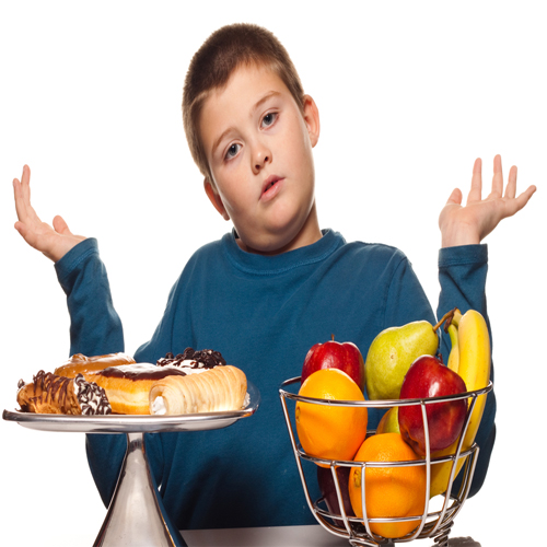 How to make obese kids reduce weight naturally