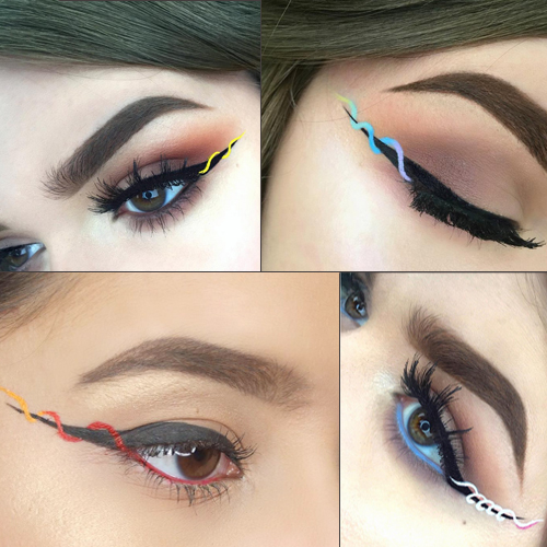 Latest Eye Makeup Trends Must Try Slide 1 Ifairer Com