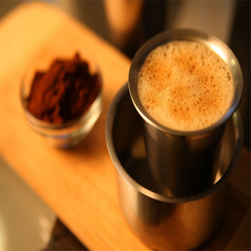 How to make perfect South Indian filter Coffee at home, how to make perfect filter coffee at home,  how to make filter coffee without filter recipe,  recipe of filter coffee with filter,  yummy coffee recipe,  south indian filter coffee,  ifairer