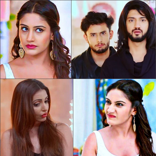 Om-Rudra-Anika to expose Tia's real face to Shivaay , om-rudra-anika to expose tia real face to shivaay,  om,  rudra stop shivaay to marry tia with hidden motive,  ishqbaaz spoilers,  ishqbaaz shocking twist,  tv gossips,  tellybuzz,  tellyupdates,  indian tv serial news,  tv serial latest updates,  ifairer