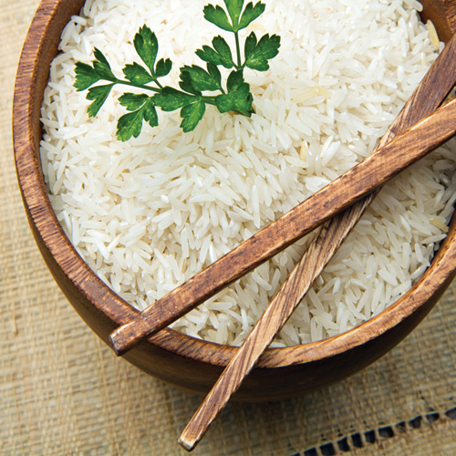 how to prepare rice on the stove