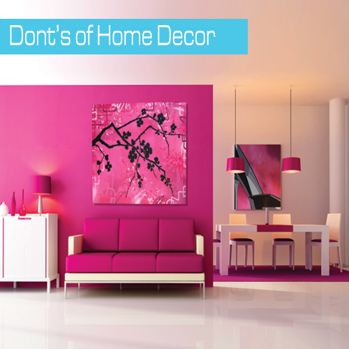 Worst Home Decor Mistakes We Make And How To Fix It Slide