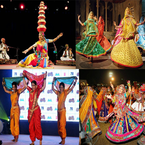 7 Traditional Dance forms popular in India