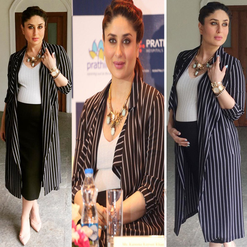 30f7710502 Kareena Kapoor s 7 maternity wardrobe raising the style stakes Slide ...
