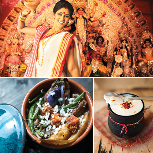 7 Delicious Dishes West Bengal serves during Durga Puja, 7 delicious dishes west bengal serves during durga puja,  shukto,  luci with alur torkari,  sondesh,  aloo potol posto,  mishti doi,  begun bhaja,  malpua,  travel,  cuisine,  ifairer