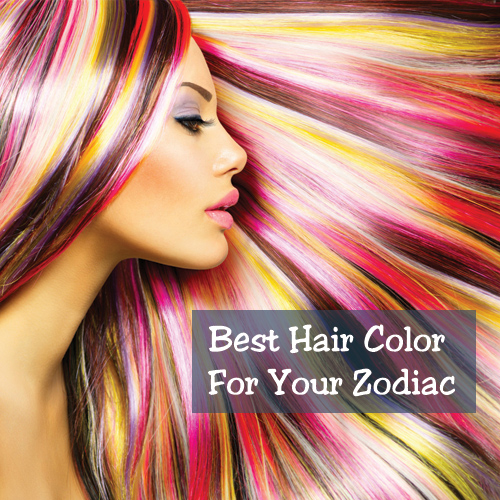 This is the perfect color for your hair based on 12 zodiac, this is the perfect color for your hair based on zodiac,  get your hair colored according to your zodiac,  color for your hair based on zodiac,  hair color based on zodiac,  zodiac,  astrology,  ifairer